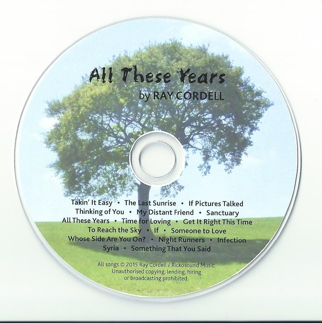 CD - All These Years